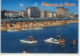 Miramare Di RIMINI - Veduta Dal Mare - Rimini
