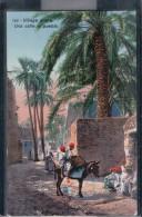 Village Arabe - Una Calle Al Pueblo - Ansichtskarten