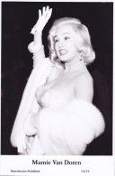 MAMIE VAN DOREN - Film Star Pin Up - Publisher Swiftsure Postcards 2000 - Postales