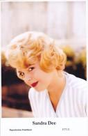 SANDRA DEE - Film Star Pin Up - Publisher Swiftsure Postcards 2000 - Postales