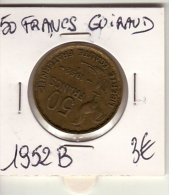 50 FRANCS GUIRAUD 1952B - M. 50 Franchi