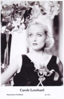 CAROLE LOMBARD - Film Star Pin Up - Publisher Swiftsure Postcards 2000 - Postales