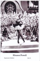 ELEANOR POWELL - Film Star Pin Up - Publisher Swiftsure Postcards 2000 - Postales