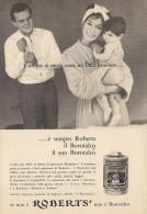 # BOROTALCO MANETTI & ROBERTS Florence 1950s Advert Pubblicità Publicitè Reklame Firenze Talc Talcum Powder Cosmetics - Sin Clasificación