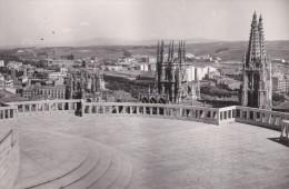 España--Burgos--Mirador Del Castillo-- - Castillos
