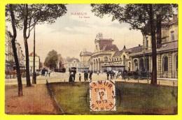 * Namur - Namen (La Wallonie) * (Grands Magasins De La Station) La Gare, Railway Station, Bahnhof, Tram, Vicinal, TOP - Namur