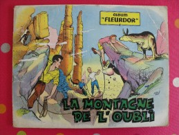 Zéphir. La Montagne De L'oubli.  Pierre Brochard. Collection Fleurdor Fleurus. 1956 - Livres, BD, Revues