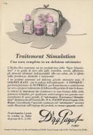# Dr. PAYOT TRAITEMENT HYDRATANTE (type 2) 1950s Advert Pubblicità Publicitè Reklame Cream Creme Protector Beautè - Unclassified