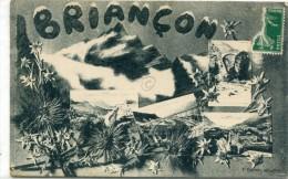 CPA 05  BRIANCON MULTI VUES 1910 - Briancon
