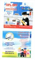 Publicité Pour L'usine De PLAYMOBIL (Malte) - Playmobil
