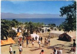 Cpsm ECLAIREURS DE FRANCE CAMP D AJACCIO - Ajaccio