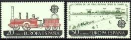 Spanje Mi 2828,2829 Postfris M.n.h. Europa Cept - Europa-CEPT
