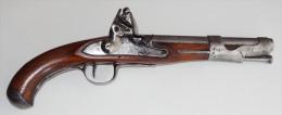 Pistolet De Cavalerie 1763-1766  Manufacture De Libreville - Armes Neutralisées