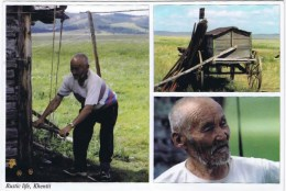 Cpm IMAGES OF MONGOLIA  (rustic Life Khentii) - Mongolie