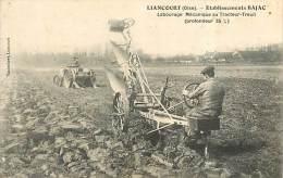 Réf : D-15-4177 : LIANCOURT AGRICULTURE  TRACTEUR  ETS BAJAC - Tracteurs