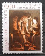 Monaco, 1993,Mi:  2153 (MNH) - Künste