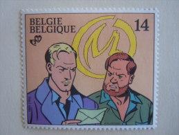 België Belgique Belgium 1991 Strips BD Blake En Et Mortimer 2428 MNH ** - Bélgica