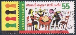 """2010  Brettspiel  """"Mensch ärgere Dich Nicht"""""""