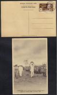 AEF - FORT LAMY - TCHAD - GENERAL DE GAULLE  / 1942 OBLITERATION SUR # 140A  (ref 7034) - Brieven En Documenten