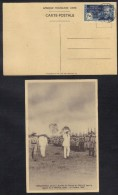 AEF - FORT LAMY - TCHAD - GENERAL DE GAULLE  / 1942 OBLITERATION SUR # 140D  (ref 7035) - Lettres & Documents