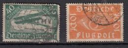 Empire Poste Aérienne  YT N°1 & N°2 - Luftpost