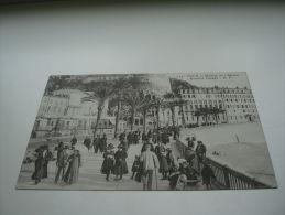 Pc. France Montée Chateau Lesage Ouvert Autorité Militaire Grimaldi Nice 1918 - Postkaarten