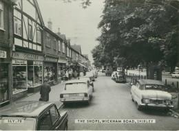 Royaume-Uni - Voitures - Automobile - Angleterre - Surrey - The Shops - Wickham Road - Shirley - état - Surrey