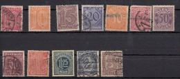 Allemagne Service 12 Valeurs - Service