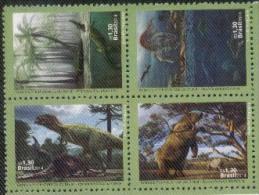 Brasil 2014 ** Animales Prehistoricos.  See Description. - Brasilien