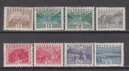 1932     VARIOS  SELLOS     / * / - 1918-1945 1ra República