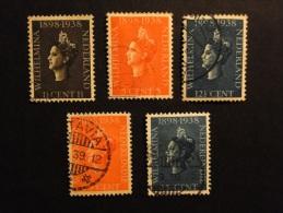 Wilehmina & Coronation 1924-39