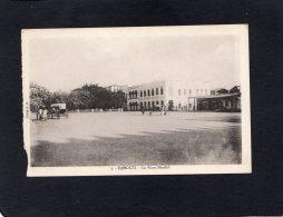 54994   Gibuti,  Djibouti,  La  Place  Menelik,  NV - Gibuti