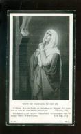 Doodsprentje ( X 73 )   Keymeulen / Van Houwermeeren   -  Lede   1917 - Décès