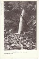 Lafa Lafa Waterfall Samoa, Nature Scene, Greetings From, C1900s Vintage Postcard - Samoa