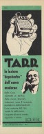 # TARR SCHERK SHAVE LOTION,  ITALY 1950s Advert Pubblicità Publicitè Reklame Lozione Barba Rasage Afeitar Rasierwasser - Sin Clasificación