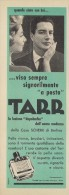 # TARR SCHERK SHAVE LOTION,  ITALY 1950s Advert Pubblicità Publicitè Reklame Lozione Barba Rasage Afeitar Rasierwasser - Parfums & Beauté
