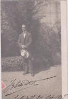 ANTIGUA FOTO POSTAL SABADELL 1907 - Fotografía