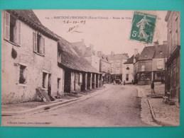 MARTIGNE FERCHAUD  Route De Châteaubriant 1909 - Autres Communes