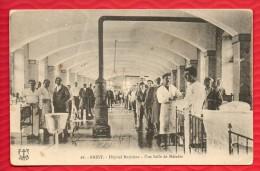 29 BREST - Hopital Maritime - Une Salle De Malades  - TBE R/V - Brest