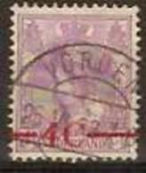 Nederland Netherlands Pays Bas (1921 Opruimingsuitgifte) NVPH Nr 106 Gestempeld (used, Oblitere) - Periode 1891-1948 (Wilhelmina)