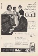 # ODOL DENTIFRICIO  1950s Advert Pubblicità Publicitè Reklame Toothpaste Zahnpaste Oral Dental Healthcare - Attrezzature Mediche E Dentistiche