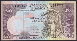Samoa 10 Tala 2005 P34b UNC - Samoa