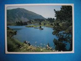 Cpm  PYRENEES  -  En Vallée D'Aure  -  Le Lac De Bastan  -  65  -  Hautes Pyrénées - Midi-Pyrénées