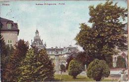 Hanau   84          Schloss Philippruhe Portal - Hanau