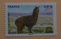 UNESCO   149 -Alpaga - Servizio