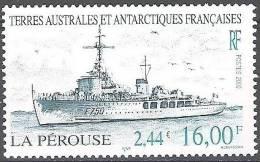 TAAF 2000 Yvert 267 Neuf ** Cote (2015) 7.30 Euro La Pérouse - Neufs