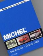 Auto Katalog Automobile MlCHEL Ganze Welt 2015 New 64€ Automotiv Cars Topic Stamps Catalogue The World 978-3-95402-118-5 - Bookmarks