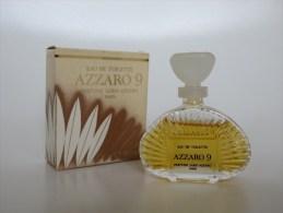 Azzaro 9 - Eau De Toilette - Miniatures Modernes (à Partir De 1961)