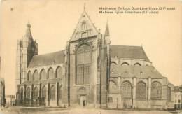 MECHELEN - Kerk Van Onze-Lieve-Vrouw (XVe Eeuw) - Mechelen