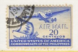 U.S.  PHILIPPINES   C 60   (o) - Philippines